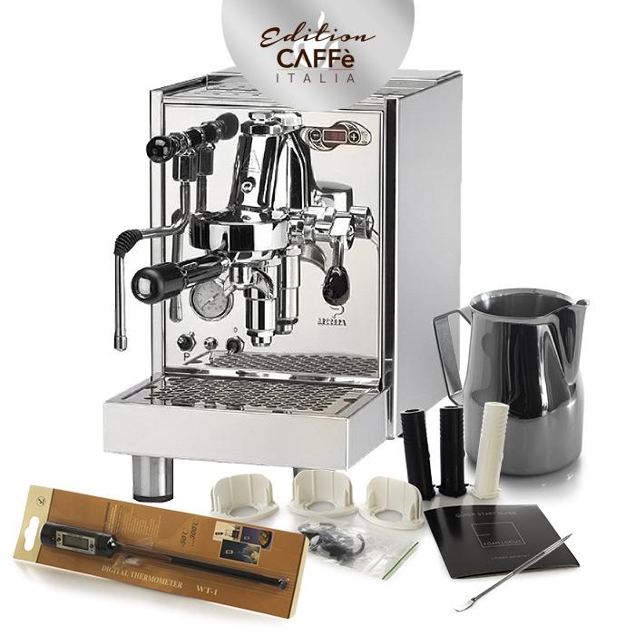 Bezzera Unica PID MN & Caffè Italia Kit Edition 4