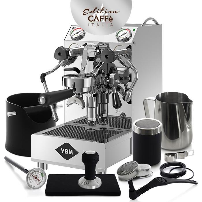 Vibiemme Domobar Junior HX Caffè Italia Kit Edition 2