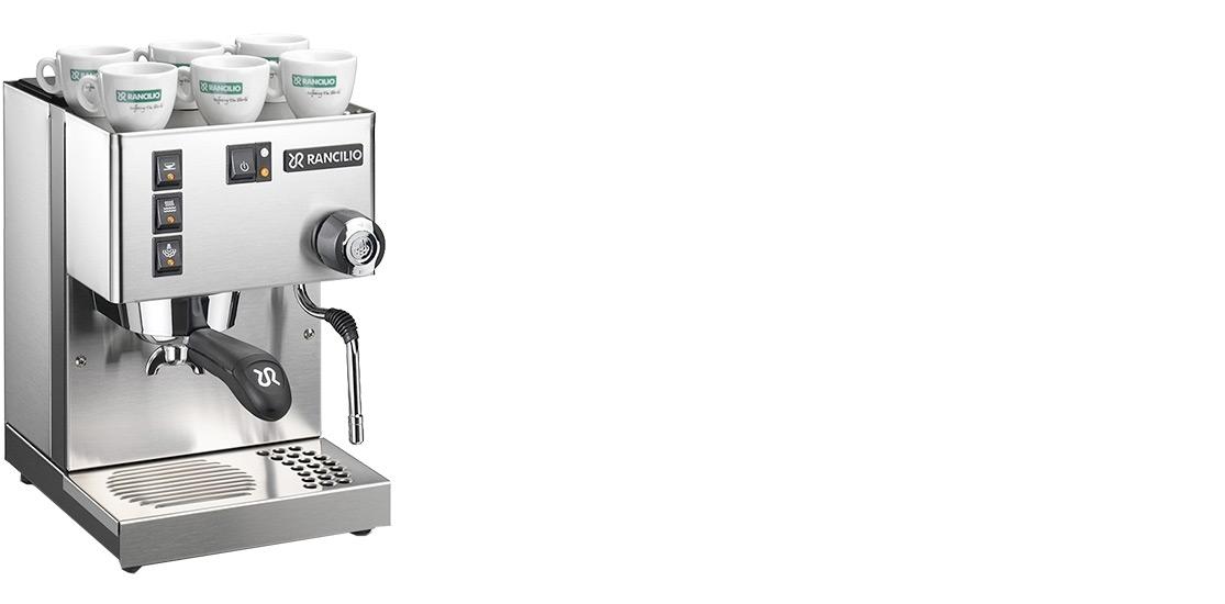 Machine à café Rancilio Silvia Espresso