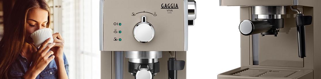 machines à café manuelles