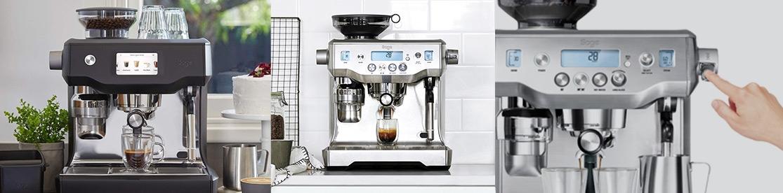 Sage The Oracle machine à café