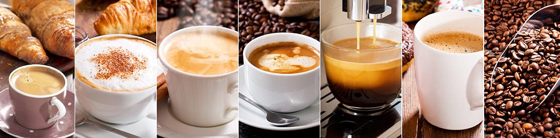 Les différents réglages d'une machine à café automatique