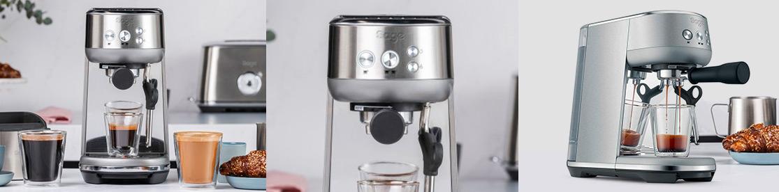 The Bambino machine à cafè